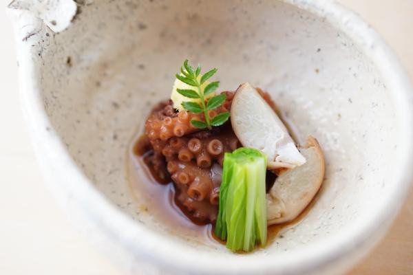 飯蛸の桜煮